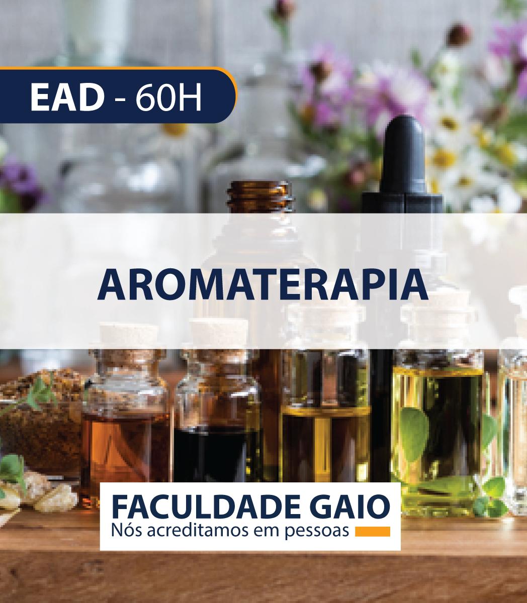 Curso Livre de Aromaterapia